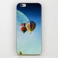 Dreamland Explorers iPhone & iPod Skin