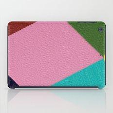 Rhombic iPad Case