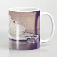 Silver Spoon  Mug
