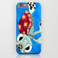 Squirt From Finding Nemo iPhone 6 Slim Case
