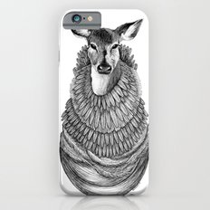 Feathered Deer.  iPhone 6 Slim Case