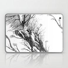 tree nymph Laptop & iPad Skin
