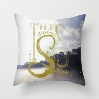 This Trend Shall Pass Throw Pillow