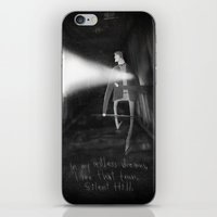 James Sunderland from Silent Hill 2 iPhone & iPod Skin