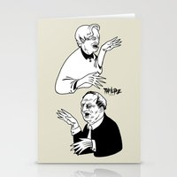 Insanitoosi Stationery Cards