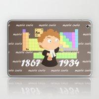 Madame Curie Laptop & iPad Skin