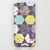 Garden Party Festive Hex… iPhone 6 Slim Case