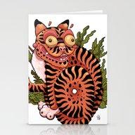 Minhwa Stationery Cards