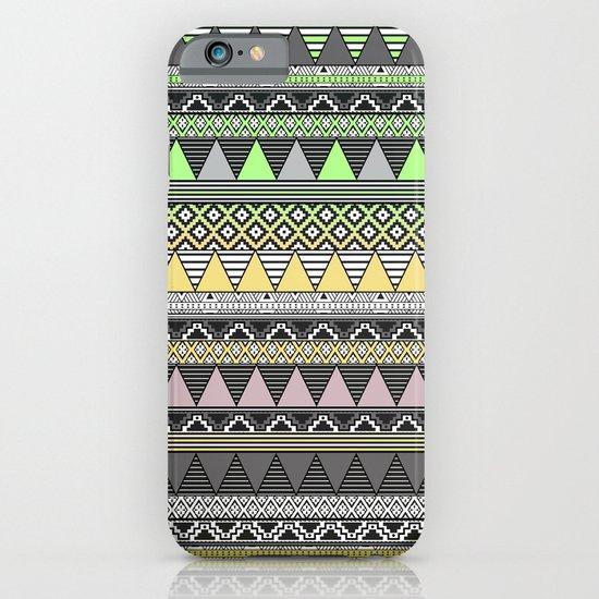 CELADON & HANSA YELLOW iPhone & iPod Case