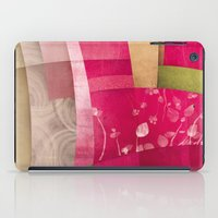 Vintage poster iPad Case