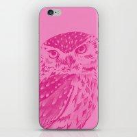 Pinkowl iPhone & iPod Skin