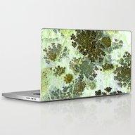 Inverted Art - Queen Ann… Laptop & iPad Skin
