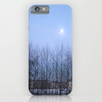 iPhone & iPod Case featuring Winter Sky 2013 by World Raven
