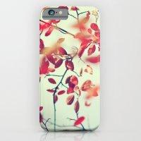 iPhone & iPod Case featuring autumn sky by Kristina Strasunske