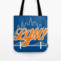 Let's Go Mets Tote Bag