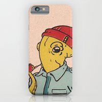 iPhone & iPod Case featuring Ned by Derek Eads