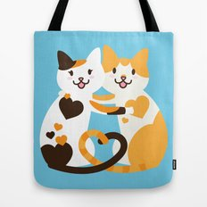 Lovecats Tote Bag