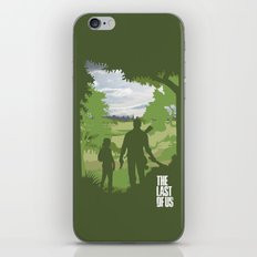 The Last Of Us iPhone & iPod Skin