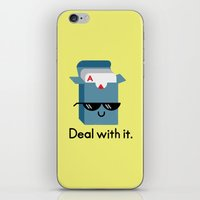 Talk to the Hand iPhone & iPod Skin