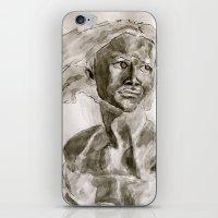 Not A David Bust iPhone & iPod Skin