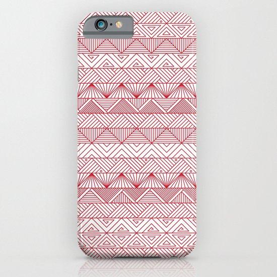 Triangle Trip iPhone & iPod Case