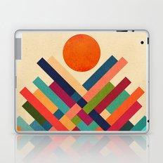 Sun Shrine Laptop & iPad Skin