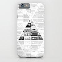 ▲ Triangle Cassettes △ iPhone 6 Slim Case