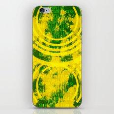 listen iPhone & iPod Skin