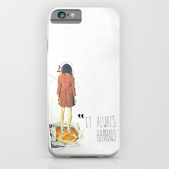 It Always Happens | Collage iPhone & iPod Case