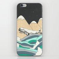 Over The Ocean iPhone & iPod Skin