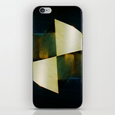 Disney Concert Hall (35mm multi exposure) iPhone & iPod Skin