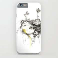 Bird Feeding iPhone 6 Slim Case