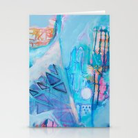 Sacred Symbols - Bend of Ivy Stationery Cards