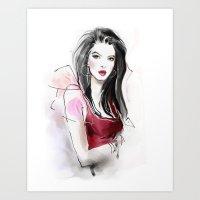 style3 Art Print
