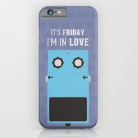 iPhone & iPod Case featuring It's Friday! by Igor Miná