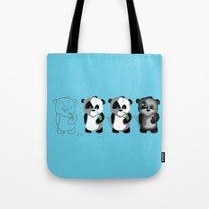 PANDASTRATION Tote Bag