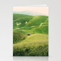 Monte Grappa, North Ital… Stationery Cards