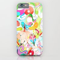 iPhone & iPod Case featuring Pop! by shadow chen