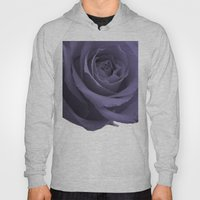 A Blue Rose For A Blue D… Hoody