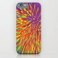 iPhone & iPod Case featuring Reaction by ArtPrints
