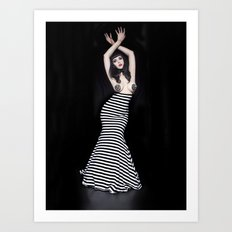 Felicia Art Print