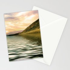 twilight mood Stationery Cards