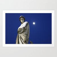 Cold Dante Art Print