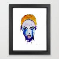 Oracular Framed Art Print