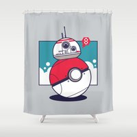 PB-8 Shower Curtain