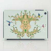 Magic tree iPad Case
