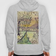 Cold Winter Vintage Hoody