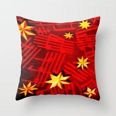 PCP v.16 Throw Pillow