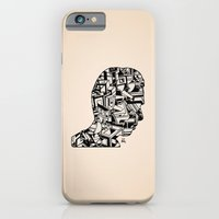 iPhone & iPod Case featuring Self Portrait PM by Pascal Mabille (PM)