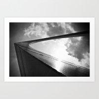 Arch #5 Art Print